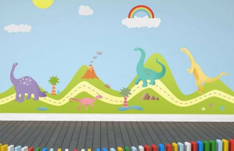 Decorazioni camerette, perfette per la stanza dei bambini
