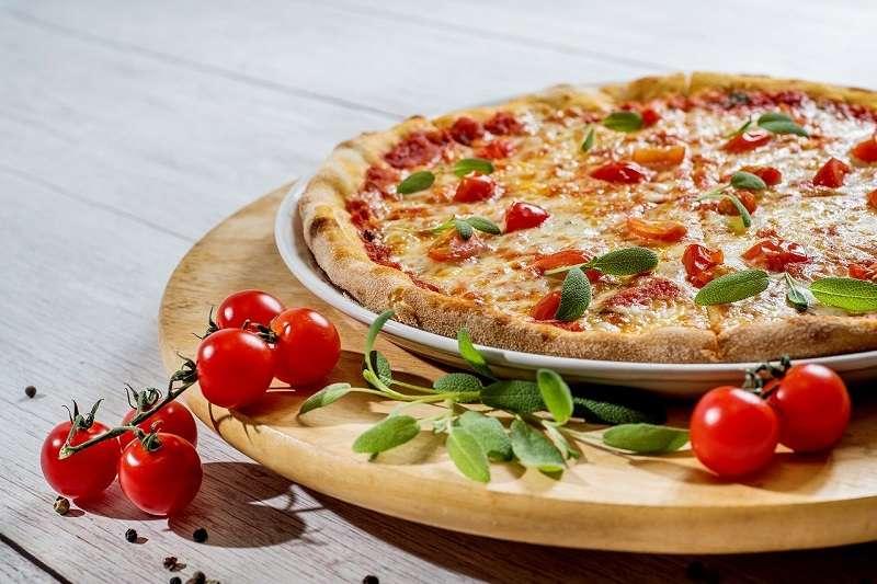 Cibo italiano: La pizza