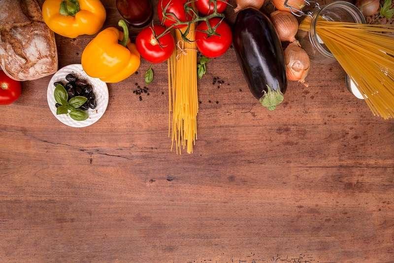 Mediterranea cibo italiano