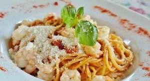 Spaghetti - cibo italiano