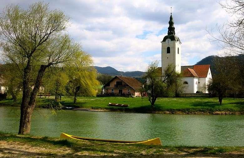 """La slovenia un paese molto """"verde"""""""
